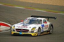 24 h Nürburgring - Mercedes in Front