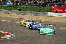 24 h Nürburgring - Gemballa nach Unfall raus