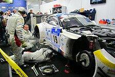 24 h Nürburgring - BMW in Problemen
