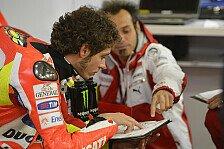 MotoGP - Ducati-Anpassungen lassen auf sich warten