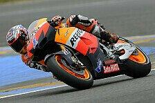 MotoGP - Stoner führt enges 1. Training an