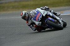 MotoGP - Lorenzo übernimmt Spitze in Barcelona