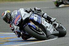 MotoGP - Lorenzo gewinnt im Regen von Le Mans