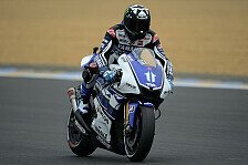 MotoGP - Spies bekam Wasser in den Helm