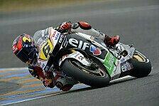MotoGP - Bradl stolz auf fünften Platz