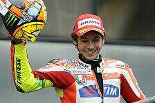 MotoGP - Valentino Rossis Motivation ist zurück