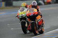 MotoGP - Stoner überraschte Rossis Wechsel nicht