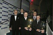 Mehr Motorsport - Robert Barth und Gerd Riss mit DMSB-Pokal 2005 geehrt