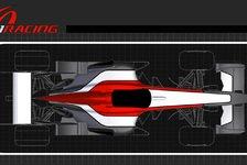 Formel 1 - MidlandF1 Racing zeigt seine neuen Kleider