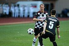 Formel 1 - Schumacher & Co. kicken für den guten Zweck