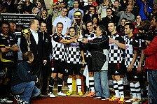 Formel 1 - Schumacher vor Monaco im Fußballfieber