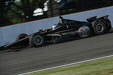 IndyCar - Alesi geht mit viel Respekt aus Indianapolis