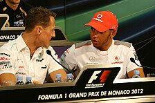 Formel 1 - Jordan sicher: Hamilton geht zu Mercedes
