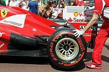 Formel 1 - Achtung, superweich! Renndebüt in Monaco
