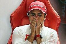 Formel 1 - Blog: Massa-Durchhalteparolen unglaubwürdig
