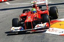 Formel 1 - Massa erlebte positiven Donnerstag