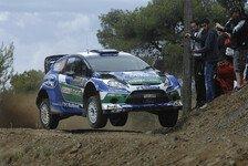 WRC - Latvala: Top-Fahrer räumen Feld von hinten auf