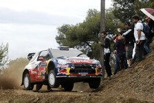 WRC - Griechenland: Loeb übernimmt Führung