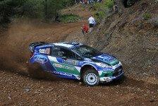WRC - Griechenland: Latvala mit perfektem Start