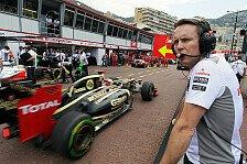 Formel 1 - Michael fordert viel schnelleren McLaren