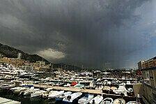 Formel 1 - Wetter könnte Monaco zur Lotterie machen