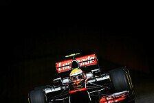 Formel 1 - Hamilton: Lotus ist verdammt schnell