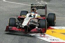 Formel 1 - HRT kommt mit neuem Heckflügel nach Kanada