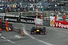 Formel 1 - Vettel stand noch im Dunkeln