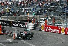 Formel 1 - Rosberg hofft auf Schumacher-Verlängerung