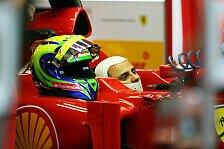 Formel 1 - Massa: Monaco-Setup als Schlüssel