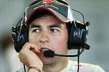 Formel 1 - Perez schließt Wechsel für 2013 nicht aus