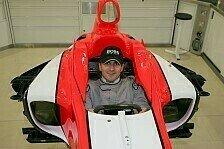 Formel 1 - Bilder: Midland F1: Seat Fitting Markus Winkelhock