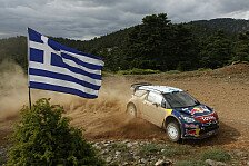 WRC - Loeb: Bedingungen sehr knifflig