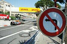 Formel 1 - Hamilton riskiert Unfall für gute Runde