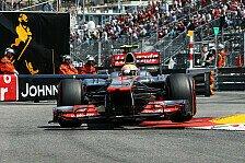 Formel 1 - Hamilton glaubt noch an Monaco-Sieg