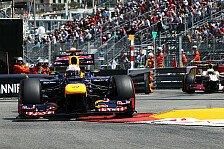 Formel 1 - Vettels Hoffnung heißt andere Strategie