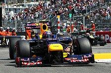Formel 1 - Red Bull: Bewusst Strategie gesplittet