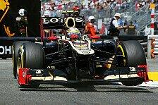 Formel 1 - Romain Grosjean