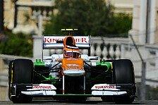 Formel 1 - Mallya erwartet Anschluss an Sauber und Williams