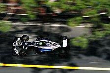 Formel 1 - Williams: Weitere Steigerung im Visier