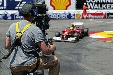 Formel 1 - Fan-Service: Die Formel 1 live im TV