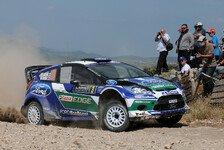 WRC - Latvala will nicht aufgeben