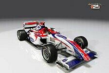 Games - rFactor2: Formel-2-Fahrzeug released