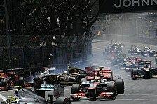 Formel 1 - Hamilton beklagte seinen Start