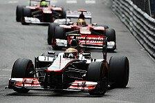 Formel 1 - McLaren-Fahrer fürchten den Rückfall
