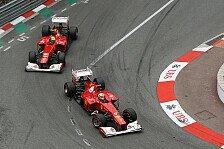 Formel 1 - Domenicali: Ferrari benötigt mehr Abtrieb