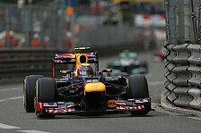 Formel 1 - Kein Protest gegen Webber-Sieg