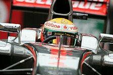 Formel 1 - Hamilton will der siebte Sieger 2012 sein
