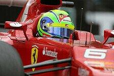 Formel 1 - Alonso traut Massa Erhalt der Monaco-Form zu