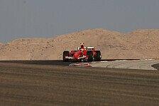 Formel 1 - Marc Gené sieht Ferrari in guter Form